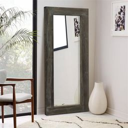 Abington Distressed Full Length Mirror | Wayfair North America