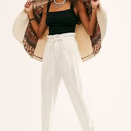Margate Pleated Trouser | Free People (US)