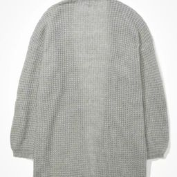 AE Oversized Dreamspun Cardigan | American Eagle Outfitters (US & CA)