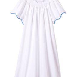 Patio Dress in Sky | LAKE Pajamas