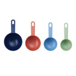 Beautiful Nesting Measuring Cups with Ring in Assorted Colors   Walmart (US)