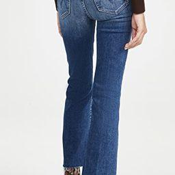 Hustler Ankle Fray Jeans | Shopbop