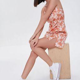 Tie-Dye Mini Dress   Forever 21 (US)