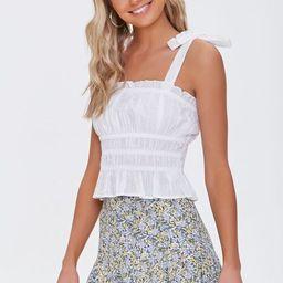 Floral Print Mini Skirt | Forever 21 (US)