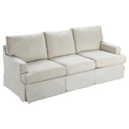 Finch Ivory Westport Slipcover Sofa | Walmart (US)