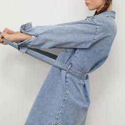 Cotton Shirt Dress | H&M (US)