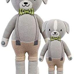 "CUDDLE + KIND Noah The Dog Reguar 20"" Hand-Knit Doll – 1 Doll = 10 Meals, Fair Trade, Heirloom ... | Amazon (US)"