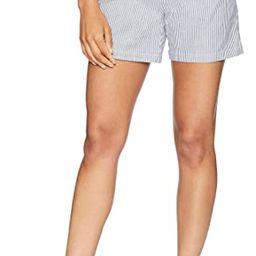 "Amazon Essentials Women's 5"" Inseam Chino Short   Amazon (US)"