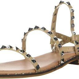 Steve Madden Women's Travel Flat Sandal | Amazon (US)