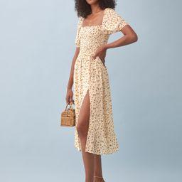 Meadow Dress   Reformation