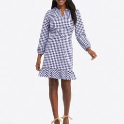 Lucinda Popover Dress in Gingham   Draper James (US)