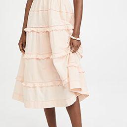 The Scallop Savanna Dress   Shopbop