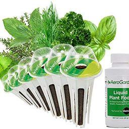 AeroGarden Gourmet Herb Seed Pod Kits | Amazon (US)