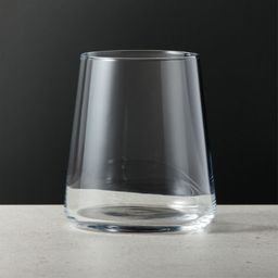 Neat Double Old-Fashioned Glass + Reviews | CB2 | CB2