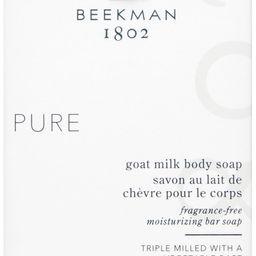 Beekman 1802 Pure Goat Milk Body Bar Soap   Ulta Beauty   Ulta