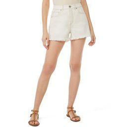 Scoop Women's Vintage High-Rise Distressed Denim Shorts   Walmart (US)