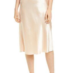 slip skirt outfit | Nordstrom