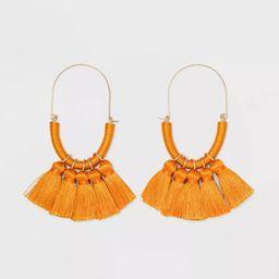 SUGARFIX by BaubleBar Multi-Tassel Threader Earrings | Target