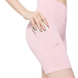"Starlemon Women Biker Shorts High Waisted Tummy Control Yoga Shorts 2""/7"" Workout Running Shorts ...   Amazon (US)"