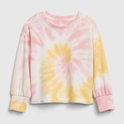 Toddler Tie-Dye Sweatshirt | Gap (CA)