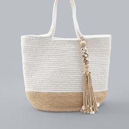 Rope Tote Bag | White House Black Market
