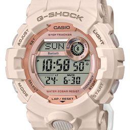 Women's Digital Power Trainer Blush Resin Strap Watch 45.2mm | Macys (US)