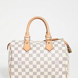 Louis Vuitton Speedy 25 Damier Ebene Bag   Shopbop