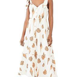 Leopard Shell Midi Dress | Shopbop