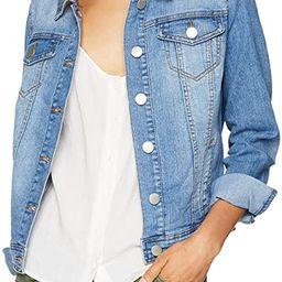 dollhouse Women's Size Dark Plus Denim Jacket | Amazon (US)