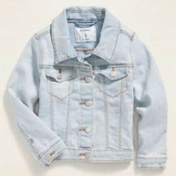 Unisex Stretch Jean Jacket for Toddler | Old Navy (US)