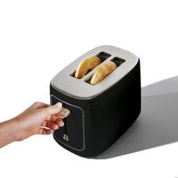 Beautiful 2 Slice Touchscreen Toaster, Black Sesame by Drew Barrymore | Walmart (US)
