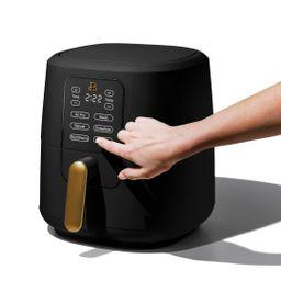 Beautiful 6 Quart Touchscreen Air Fryer, Black Sesame by Drew Barrymore | Walmart (US)