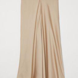 Slip-style Skirt | H&M (US)