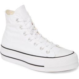 Chuck Taylor® All Star® Lift High Top Platform Sneaker   Nordstrom