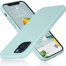 DTTO Compatible with iPhone 12 Pro Max Case, Full Covered Silicone Rubber Cover [Enhanced Camera ... | Amazon (US)