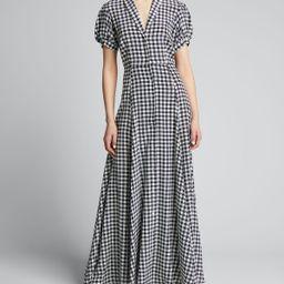 Bel Gingham Maxi Dress | Bergdorf Goodman