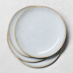 Stoneware Exposed Rim Dinner Plate - Hearth & Hand™ with Magnolia | Target