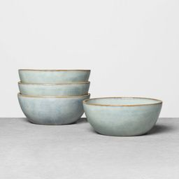 Stoneware Exposed Rim Cereal Bowl - Hearth & Hand™ with Magnolia | Target