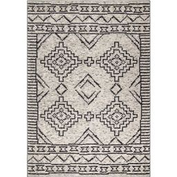 My Texas House South By Silver Area Rug | Walmart (US)