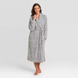 Women's Cozy Chenille Robe - Stars Above™ | Target