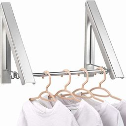 IN VACUUM Clothes Drying Rack Folding Indoor, Folding Drying Racks for Laundry Room Closet Storag... | Amazon (US)
