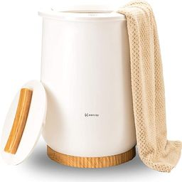 Keenray Bucket Style Towel Warmers, Luxury Bucket Towel Warmer, Large Towel Warmer for Bathroom, ... | Amazon (US)
