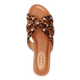 Scoop Women's Studded Slide Sandal   Walmart (US)