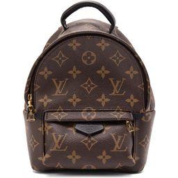 Louis Vuitton Palm Springs Monogram Mini Brown   StockX