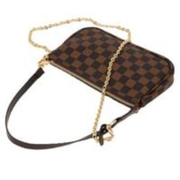Goodnight Macaroon'Gracelyn' Checked Canvas Small Crossbody / Shoulder Bag (2 Colors)   Goodnight Macaroon