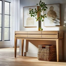 Herriman Wooden Console Table with Drawers - Threshold™ designed with Studio McGee | Target