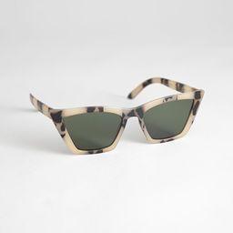 Angular Cat Eye Sunglasses | & Other Stories