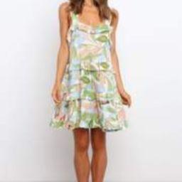 Caprice Dress - Green   Petal & Pup (US)
