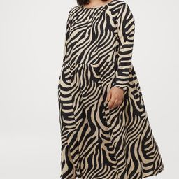 H&M+ Patterned Dress | H&M (US)