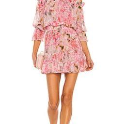 MISA Los Angeles Danae Dress in Taza Floral from Revolve.com | Revolve Clothing (Global)